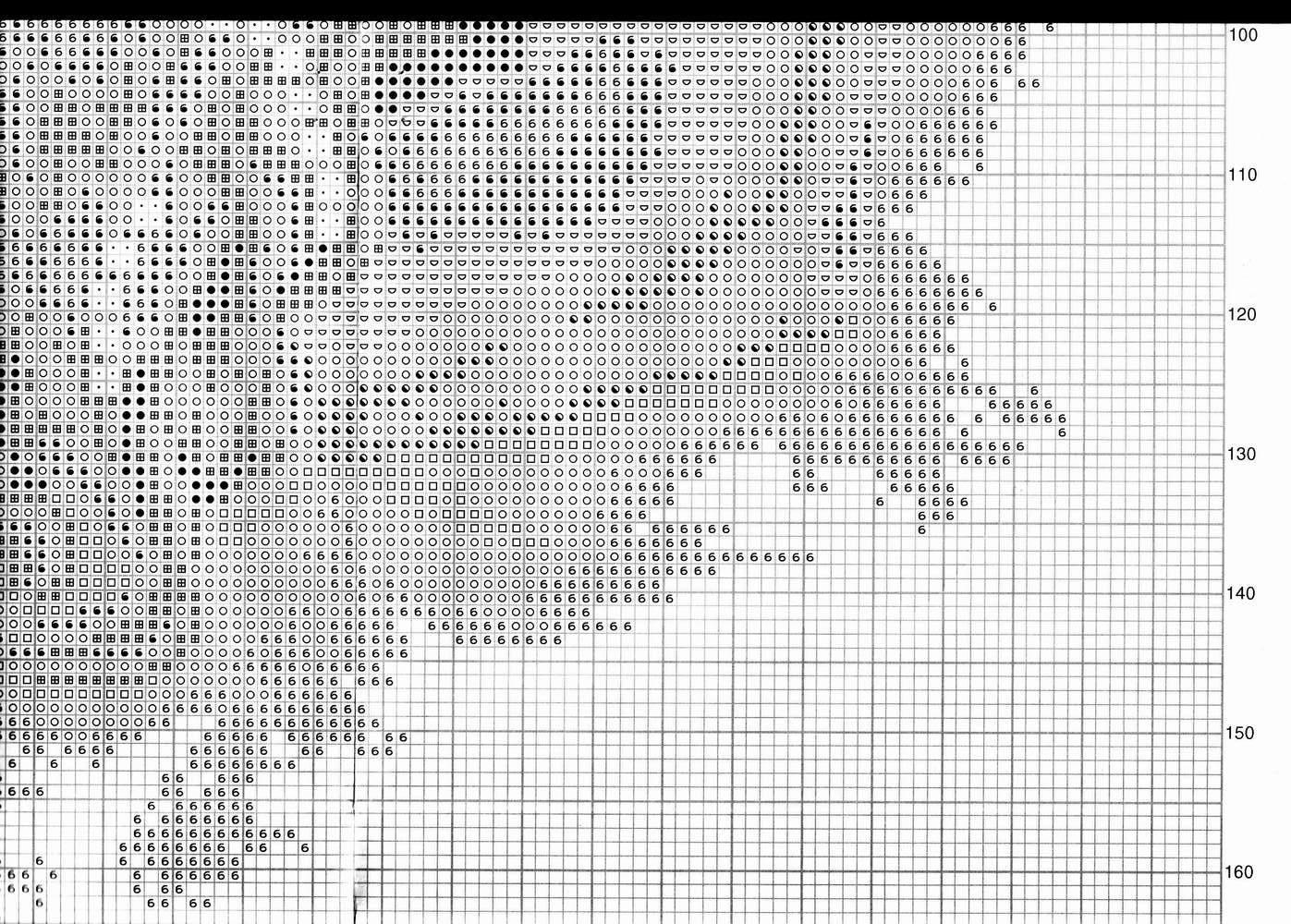 Вышивка крестом vervaco схемы 85