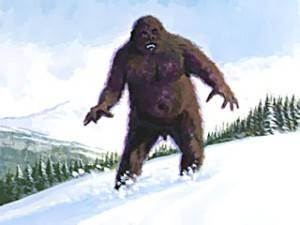 Легенды о снежном человеке