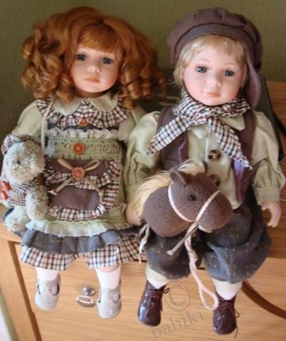 Cайт коллекционные фарфоровые, виниловые куклы новое фото. . 1 Апрель в. М
