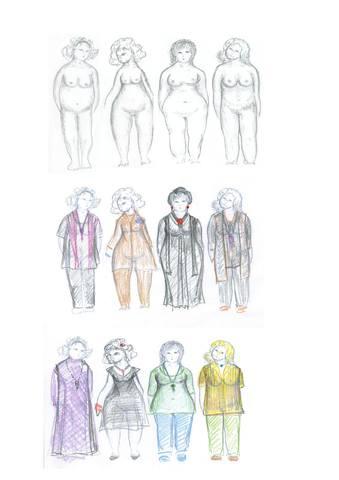 Суровая наука украшательств типы фигуры-005