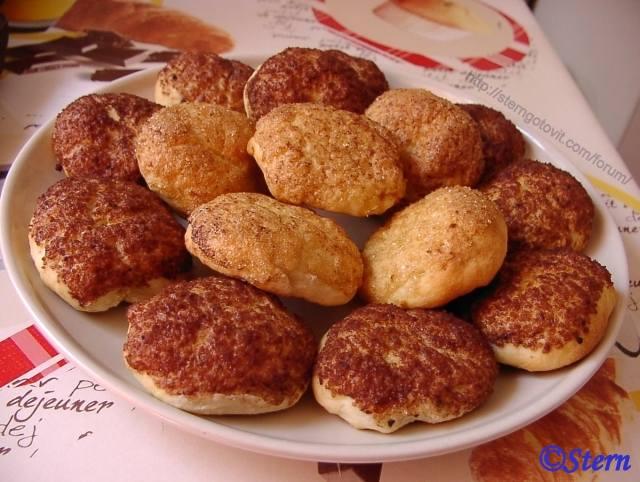 Печенье из творога и сметаны рецепт с пошагово в домашних