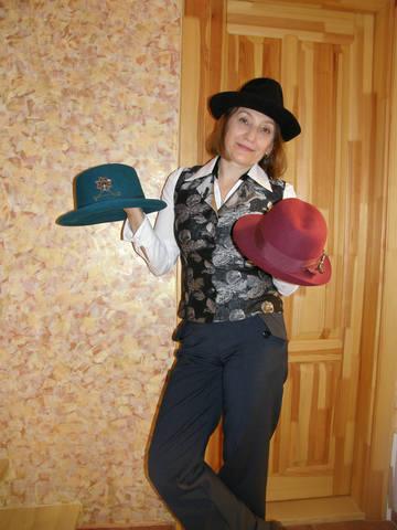 Шляпа 03
