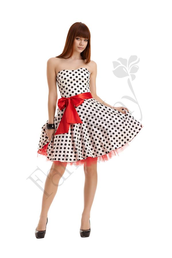 Стиль Стиляги Платье Купить В