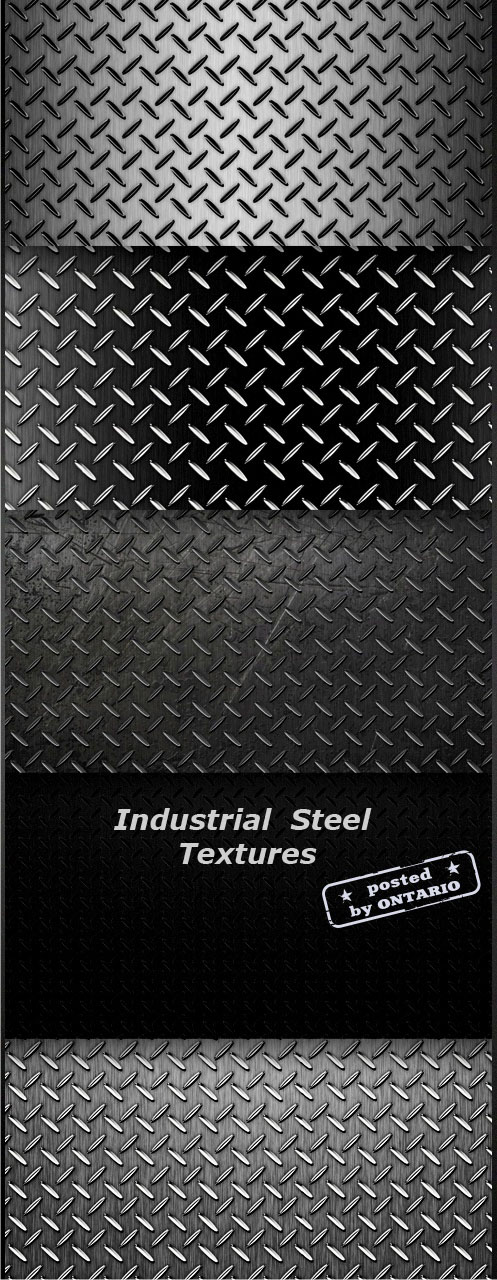 Industrial Steel Textures
