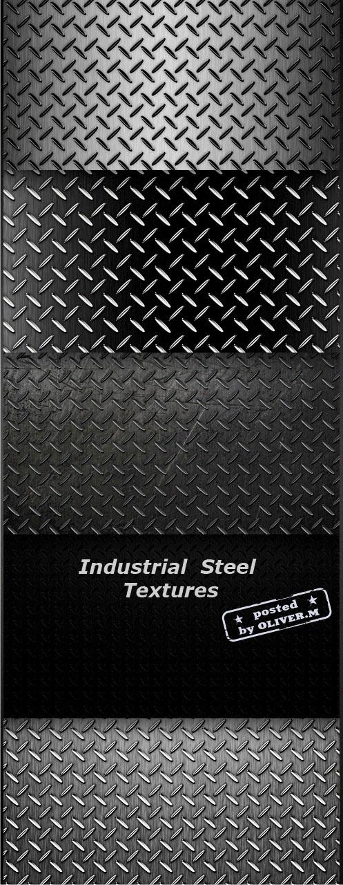 Industrial Steel Textures