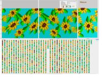 подсолнухи 80 5 цветков