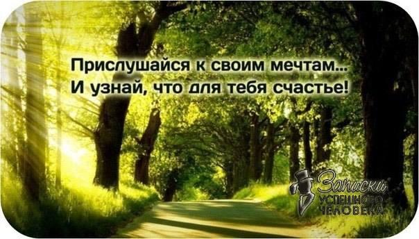 Человек создан для счастья как птица для полета смысл - Литературный волк