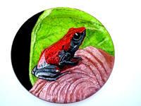 Роспись  на ломаной яичной скорлупе,гуашь 2358387_s