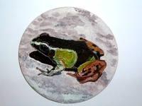 Роспись  на ломаной яичной скорлупе,гуашь 2358393_s