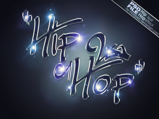 Hip Hop Style for Photoshop