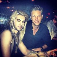 Bill at the disco, May 18, 2013