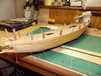 Как сделать большой корабль из дерева своими руками 87