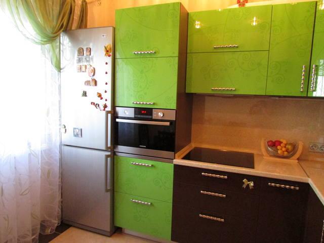 Дизайн для кухни 9 квадратов
