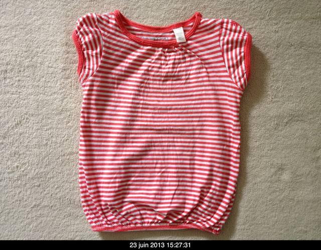 Сложить рубашку чтобы не помялась 1