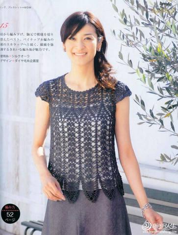 вязание японские журналы схемы