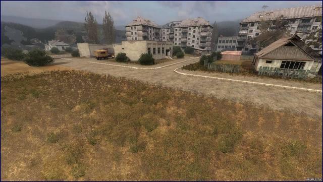 новые локации для игры сталкер