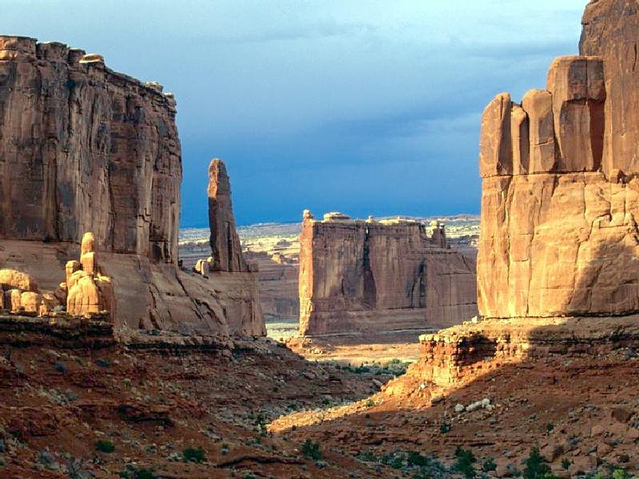 Экскурсия.  Место.  Лос- Анджелес - Сан-Диего - Лафлин - Пейдж - Большой каньон - Национальный парк Брайс...