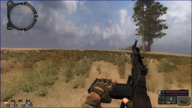 оружейный аддон для игры s.t.a.l.k.e.r.