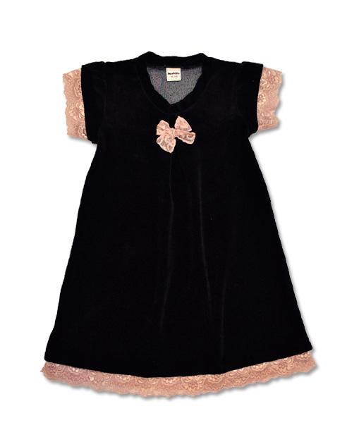 Платье из бархата девочке сшить 47