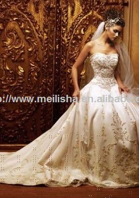 bridal fashion guangzhou wedding dress bride gown
