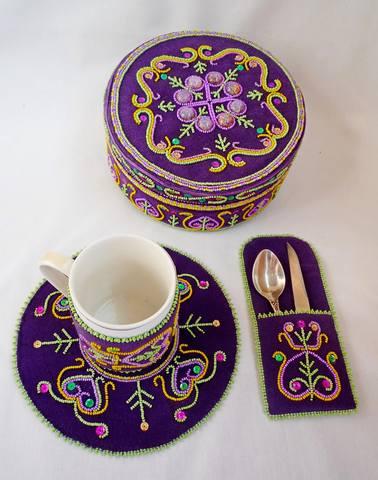 чайный набор2
