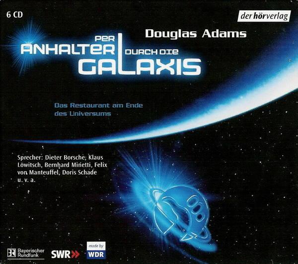 "Douglas Adams - ""Per Anhalter Durch Die Galaxis"" (Audiobook) 2690236_m"