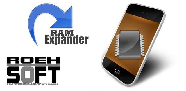 Roehsoft Swapit Ram Expander v3.45 Patched (2016/RUS/ENG/Android)