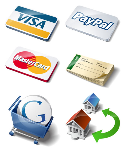 Payment Method Icons Pack