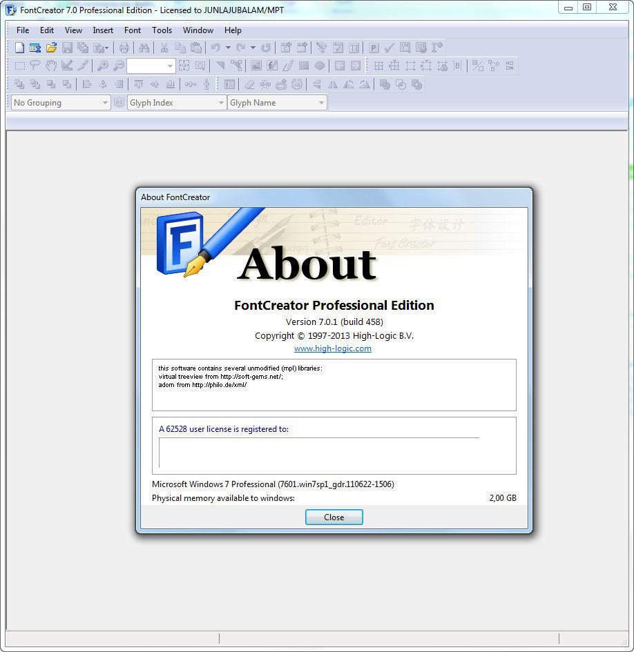 High Logic Fontcreator Release History   Autos Post