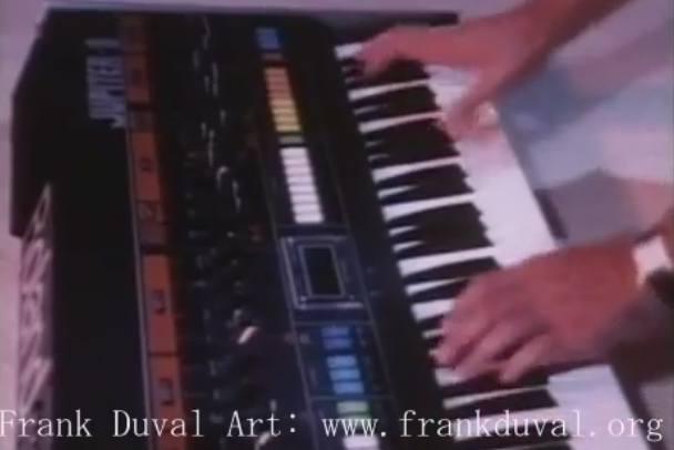 Музыкальные инструменты на которых играл Франк Дюваль 2800639_m