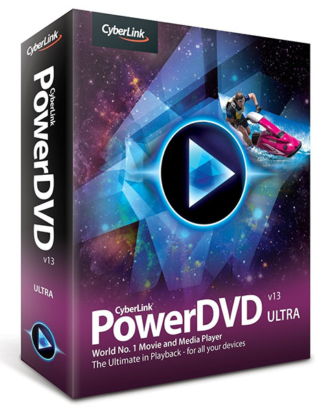 CyberLink PowerDVD Ultra 3D 13.0.3313 RePack by qazwsxe (Lisabon)
