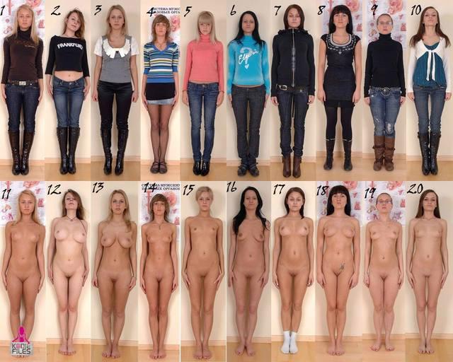 порно фото голая в одежде