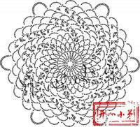 风车钩针套头衫 - 钩针姐姐 - 钩花博客钩针图解crochet blog
