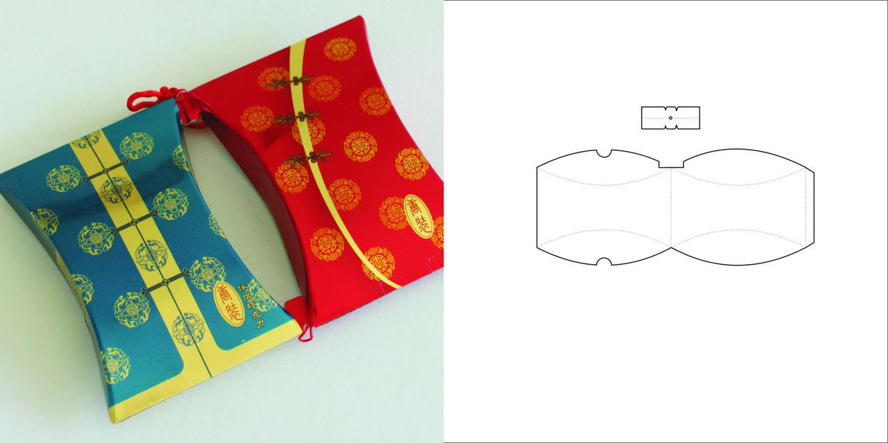 Пакетики для подарков шаблоны