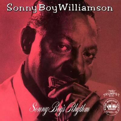 (Blues, Harmonica) Sonny Boy Williamson - Sonny Boys Rhythm - 1990, APE (image+.cue), lossless