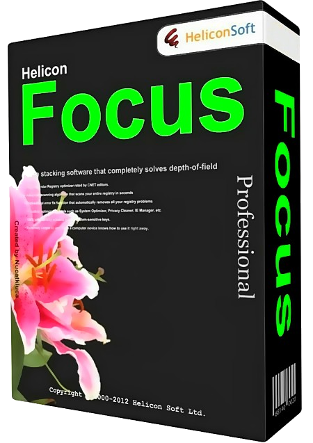 Helicon Focus Pro v7.0.2 Final [2018, MlRus]