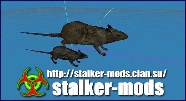 модификации сталкер новые монстры