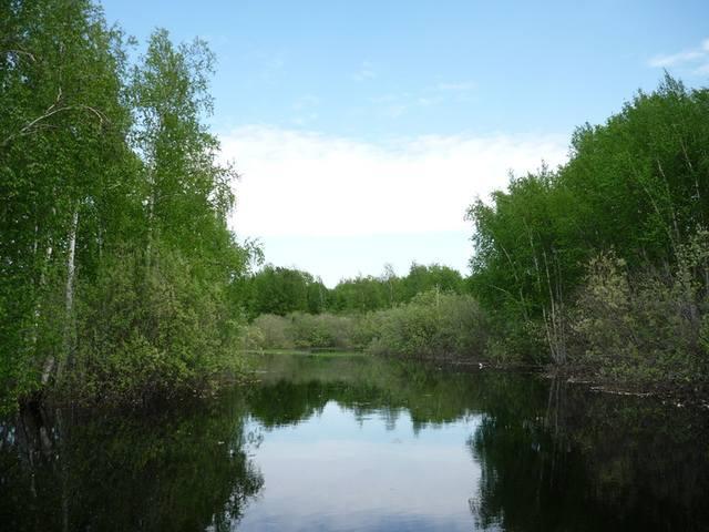 рыбалка на реке мулымья