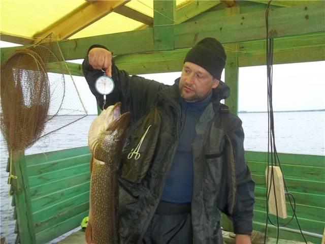 познакомиться с рыбаком