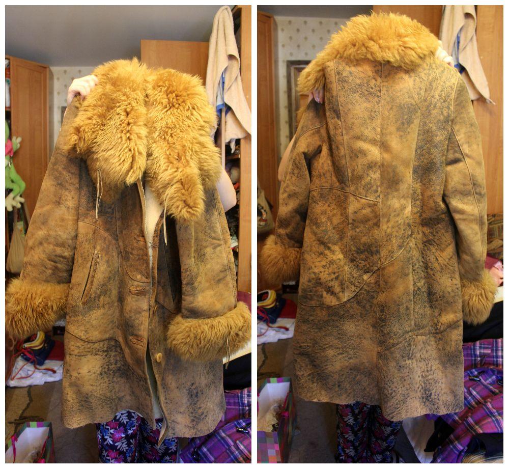 Купить Шубу Дубленку Куртку