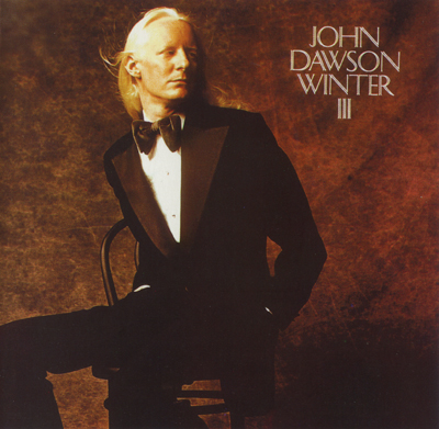 (Blues-Rock)Johnny Winter - John Dawson Winter III - 1974, APE (image+.cue), lossless