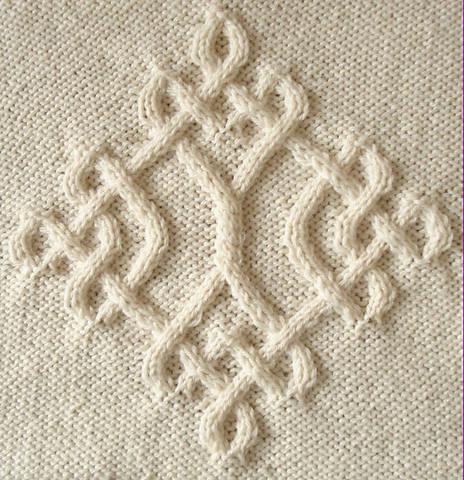 УЗОРЫ: ТЕМА аранское вязание