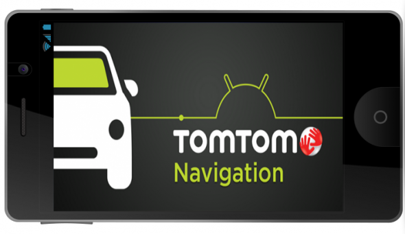 TomTom Navigation / Russia / Baltics / Finland / Europe v1.3.2.935.5817 + Maps (2014/RUS/ENG/Multi/Android)