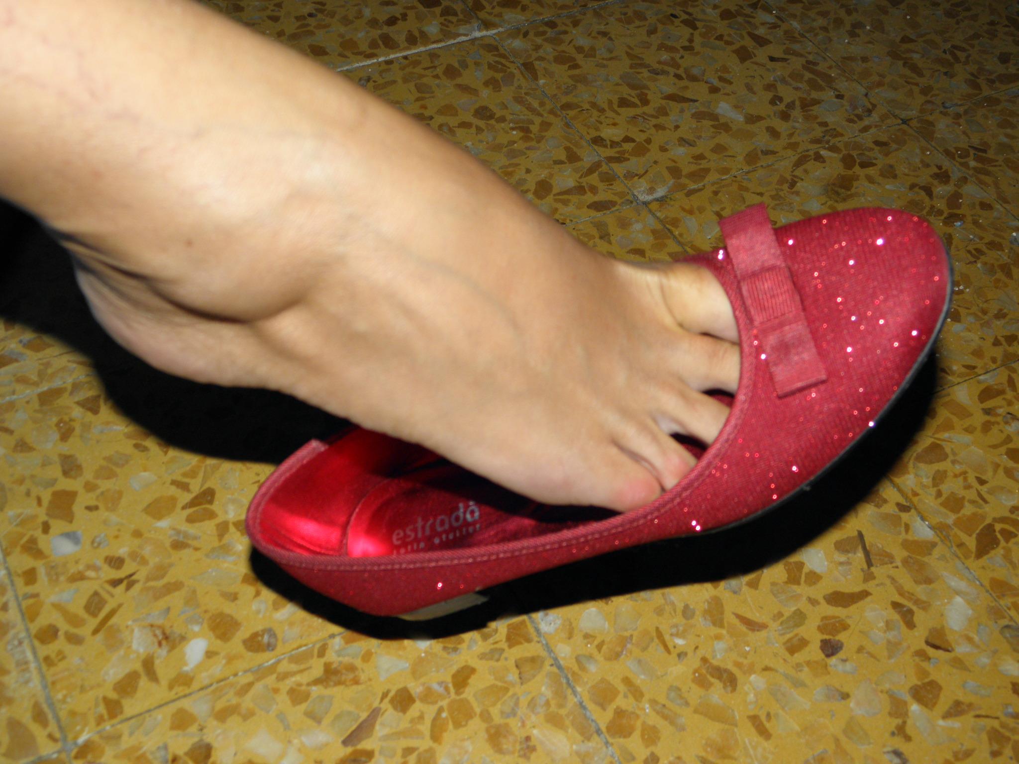 Фетиш стопы туфли фото 9 фотография