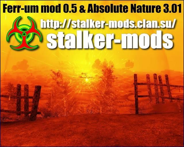 Ferr-um mod 0.5 & Absolute Nature 3.01