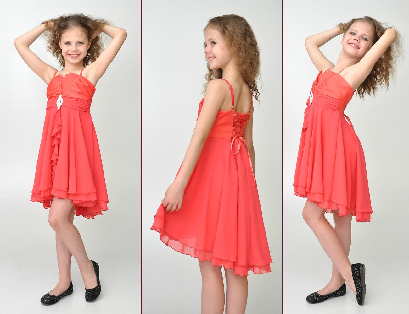 Коктейльное Платье Для Девочки 12 Лет Купить