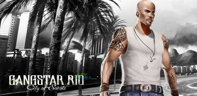 Gangstar Rio: City of Saints v1.1.6e + High Graphics + Кэш (2014/RUS/ENG/UKR/Android)