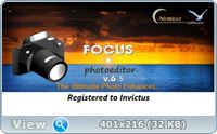 Focus Photoeditor 6.5.8.0 Portable by Invictus