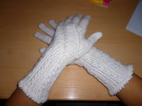 Мастер класс по вязанию перчаток 235