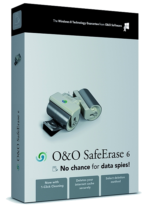 O&O SafeErase Professional v7.0 Build 165 Final